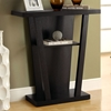 Dulcet Contemporary Console Table - Cappuccino Finish - MNRH-I-2540
