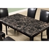 Audacity Rectangular Dining Table - Dark Espresso - MNRH-I-1738