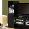 Dulcet Entertainment Center - Side Cabinet, Cappuccino - MNRH-I-2528