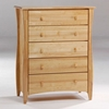 Clove Five Drawer Chest - NDF-CD-CLO-5A-X