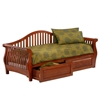 Nightfall Daybed in Cherry - NDF-NIGHTFALL-DB