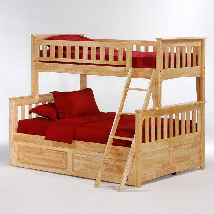 Bedroom Interior Design For Kids Bedroom Settee Bench Bedroom Room Colors Video Game Bedroom Decor: Ginger Twin Over Full Bunk Bed