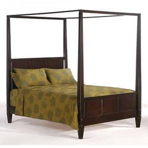 Laurel Canopy Bed