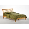 Nutmeg Contemporary Bed - NDF-NUTMEG-BED