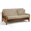 Orchid Rattan Complete Futon Set - NDF-ORCHID-HG-SET#
