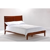Saffron Bed in Cherry Finish - NDF-SAFFRON-CH