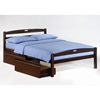 Sesame Platform Bed - NDF-SES-BED