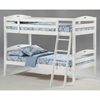 Sesame Twin Bunk Bed - NDF-SES-TWNTWN