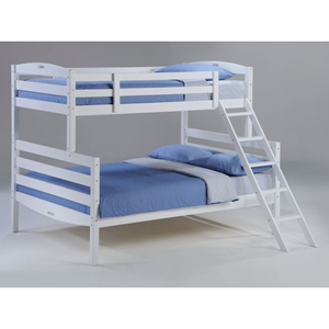 Sesame Twin Over Full Bunk Bed