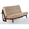 frame modern best futons chaise wood stunning houses for stylish futon id black