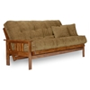 Stanford Wood Futon Frame - Heritage Finish - NF-SFRD