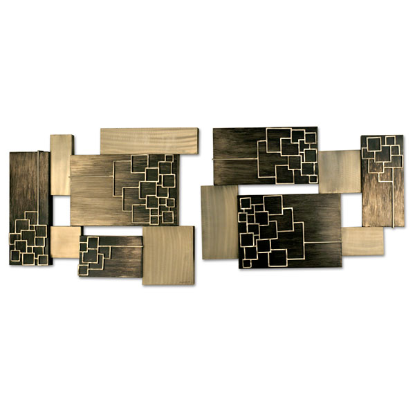 Schematics 2-Piece Wall Art - NL-10336
