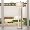 Earring Floor Lamp in White - NL-11640