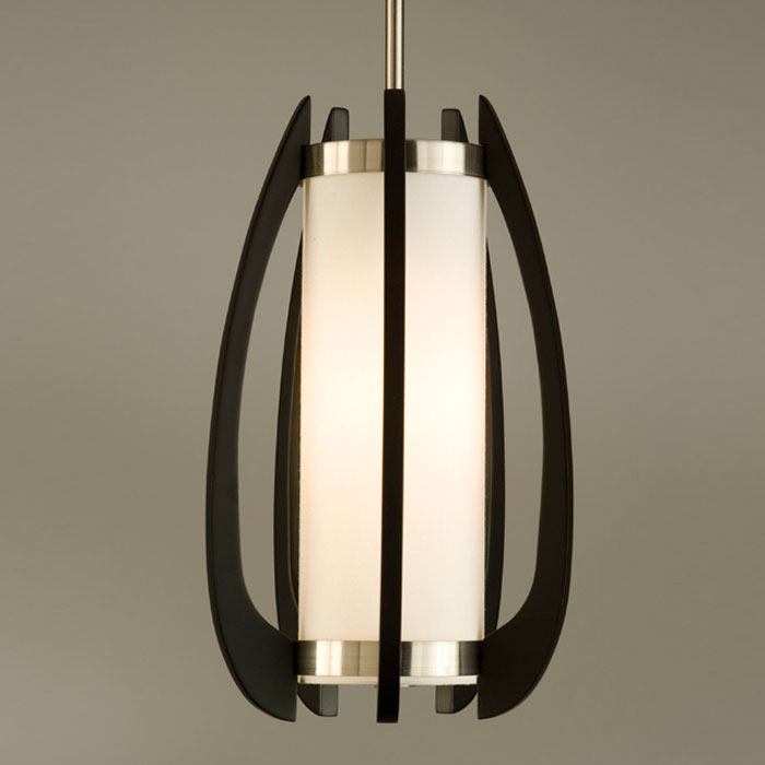 Arito Pendant with Round Shade
