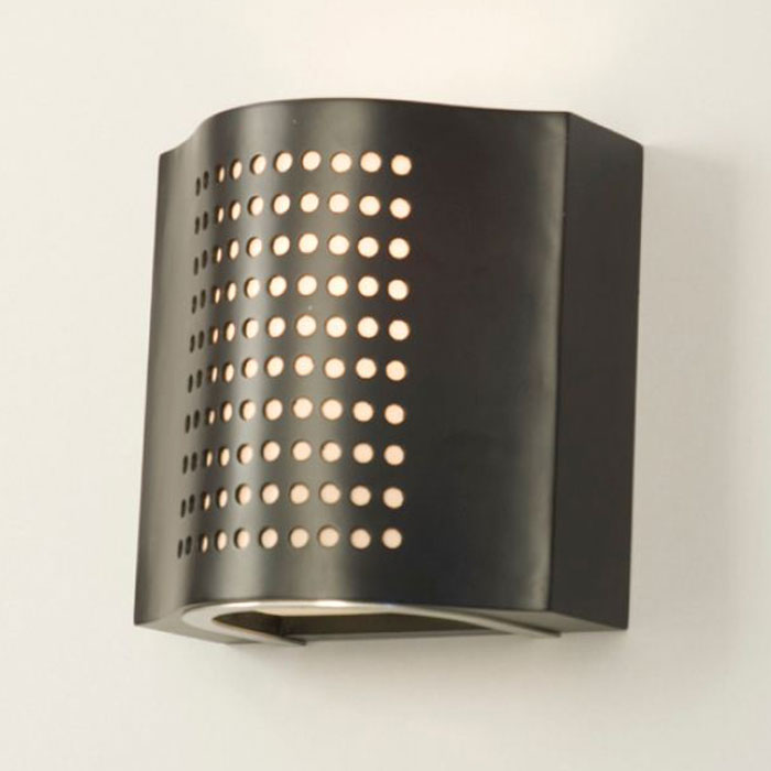 Squeeze Wall Sconce in Dark Brown DCG Stores