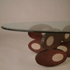 Pimento Cocktail Table - NL-CKT17OV