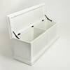 Halifax Storage Chest - Pure White