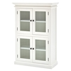 Halifax 2 Levels Pantry - Pure White - NSOLO-CA609
