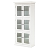 Halifax 3 Levels Pantry - Pure White - NSOLO-CA610