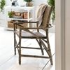 Wickerworks Countess Chair - Natural Rustic - NSOLO-CR49