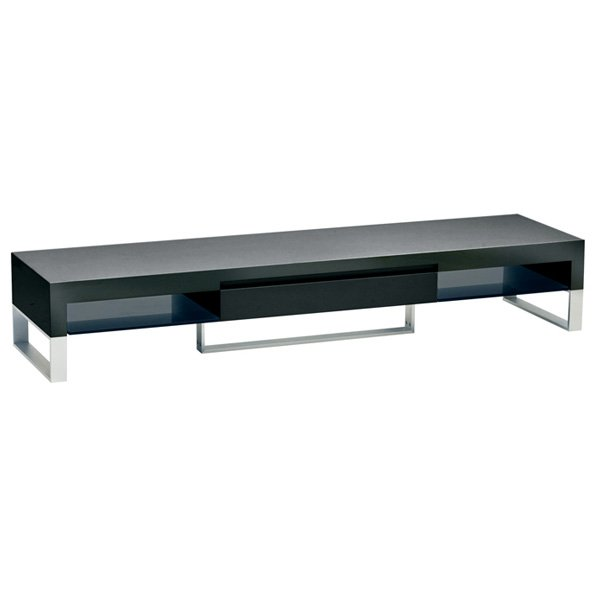 Sapporo Flat Screen Media Stand - Black