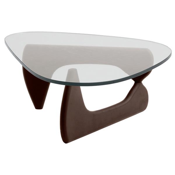 Yin Yang Glass Coffee Table - Small