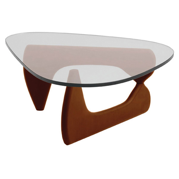 Yin Yang Glass Coffee Table - Small - NVO-HGEM57-SML-CT