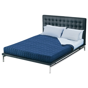 Bentley Modern Platform Bed - Queen