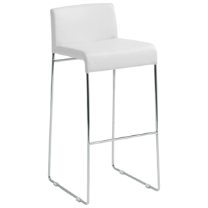 Nina Chrome Frame Counter Stool