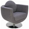 Simone Swivel Lounge Chair