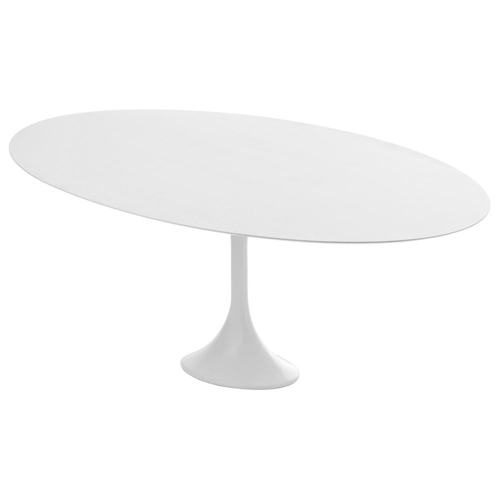 Echo Oval Dining Table - Saarinen Inspired - NVO-HGEM1XX-DT-ECHO