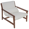 Bethany Retro-Modern Lounge Chair - NVO-HGSD10X-OCC