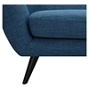 Awesome Ida Button Tufted Upholstery Sofa Stone Blue Gamerscity Chair Design For Home Gamerscityorg
