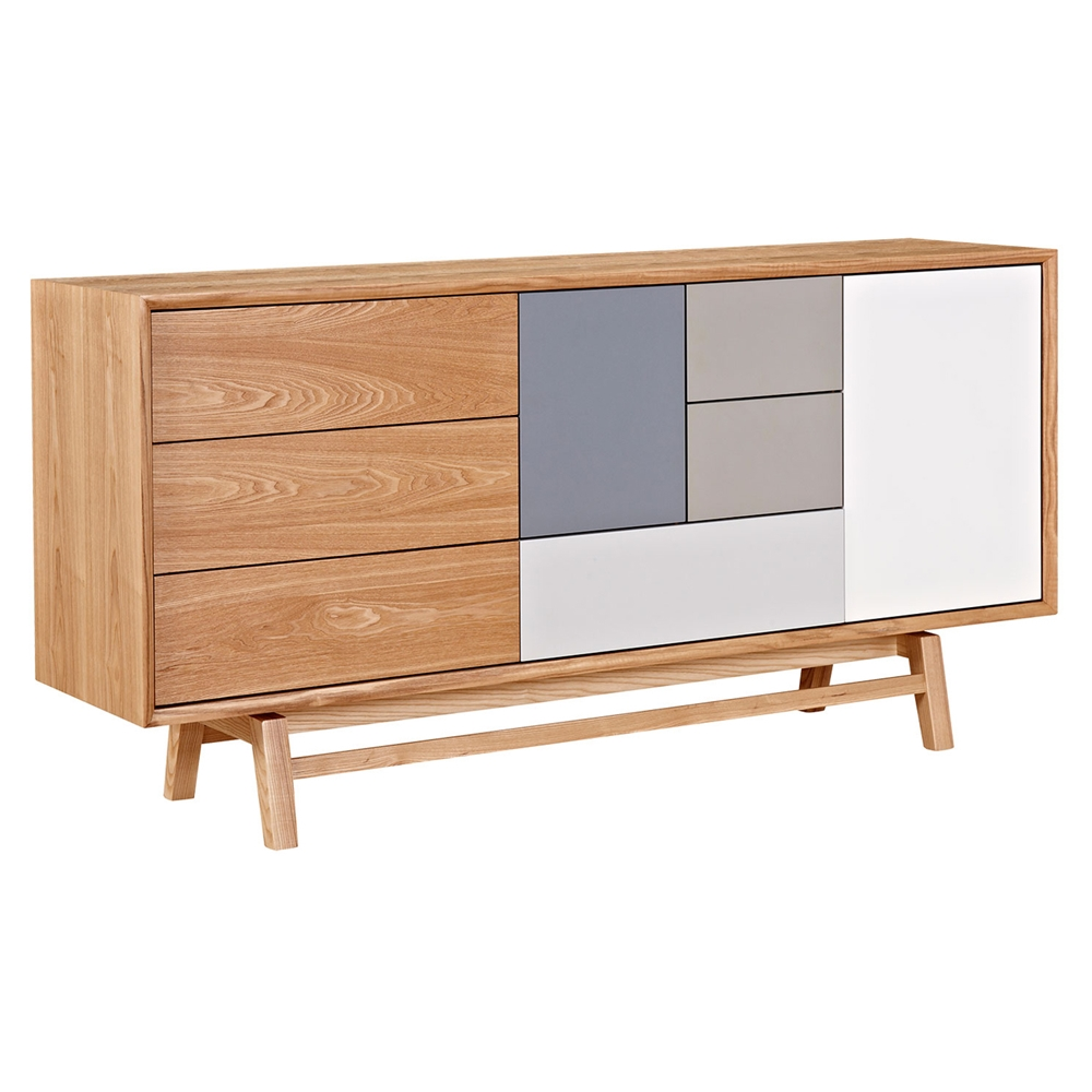 Grane sideboard natural dcg stores for Sideboard natur