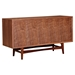 Hanna Sideboard - Walnut and Black - NYEK-224421-B