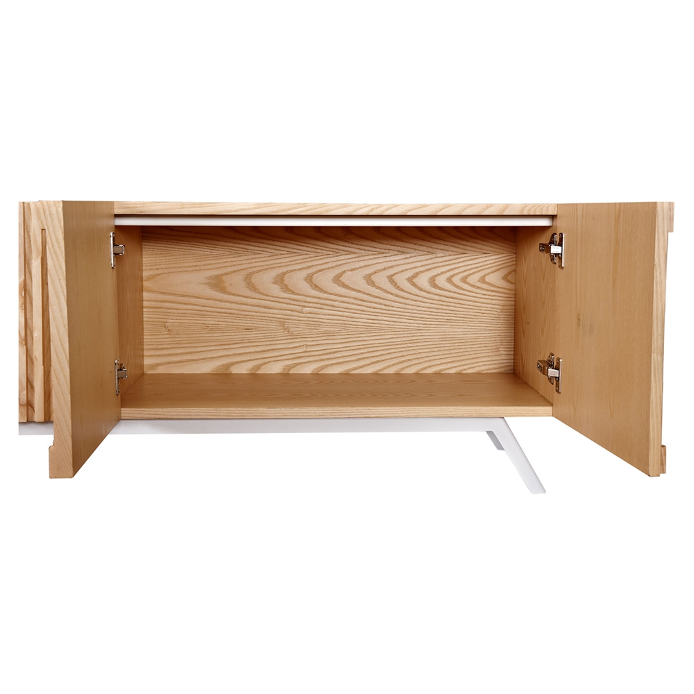 Oskar sideboard natural dcg stores for Sideboard natur