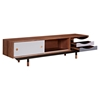 Soren Media Unit - Walnut and Gray - NYEK-224428-C
