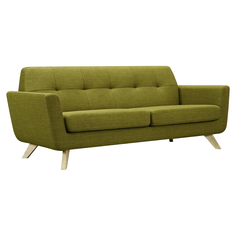 Dania Tufted Upholstery Sofa Avocado Green Dcg Stores