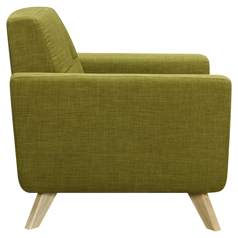Dania Tufted Upholstery Armchair Avocado Green Dcg Stores