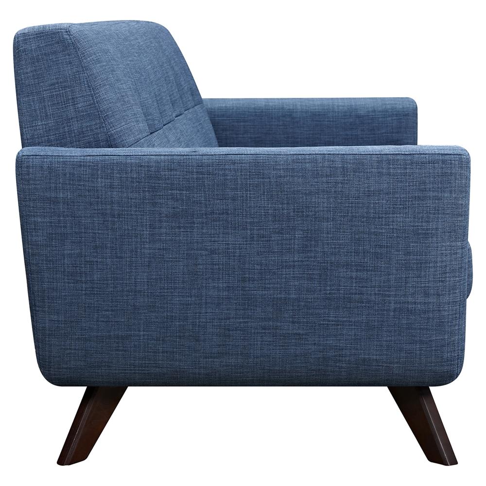 Dania Tufted Upholstery Sofa Stone Blue Dcg Stores