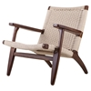 Claus Armchair - Walnut - NYEK-224491