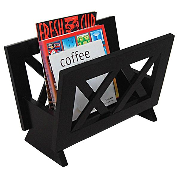 Danville Contemporary Magazine Rack