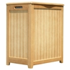 Hollister Natural Laundry Basket Hamper