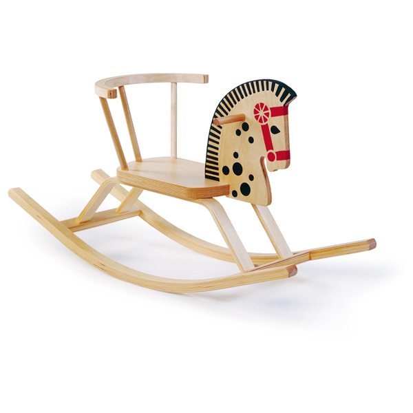 Baltic Rocking Horse