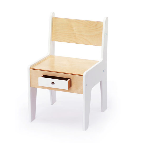 Mini-Drawer Chair