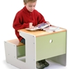 Sled Desk - OFF-CKT7G