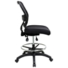 Space Seating 13 Series Deluxe Ergonomic Drafting Chair with AirGrid Back - OSP-13-37N30D