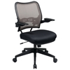 Space Seating 13 Series Deluxe Latte AirGrid Back Office Chair - OSP-13-38N1P3