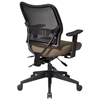 Space Seating 13 Series Deluxe Office Chair with AirGrid Back - OSP-13-7N9WA