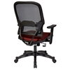 Space Seating 15 Series Professional AirGrid Back and Fabric Seat Manager's Chair - OSP-1587C